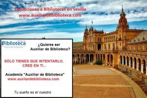 Oposiciones Biblioteca Sevilla