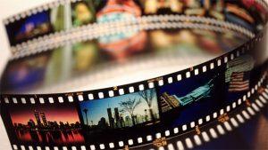 Imagen de un rollo de microfilm
