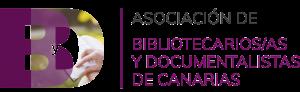 Logo Asociación de Bibliotecarios y Documentalistas de Canarias