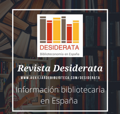 Desiderata_Revista _Bibliotecas