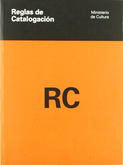 Reglas de Catalogación Española