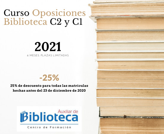 Oposiciones Bibliotecas